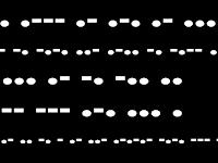 Sejarah Munculnya Kode atau Sandi Morse