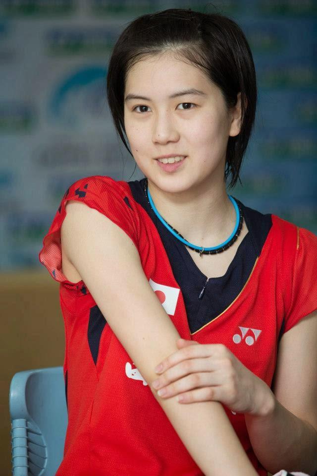 Aya Ohori Is The Future Of Japan Badminton Idol - Badminton Zone