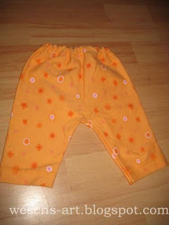 baby pants orange   wesens-art.blogspot.com