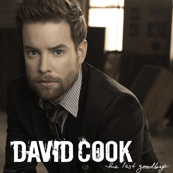 david cook album. album cover. David Cook