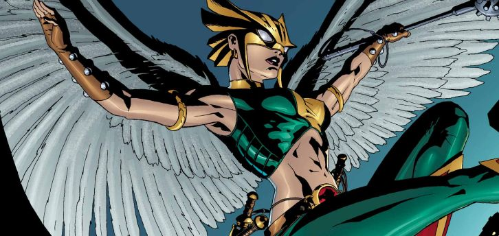 Arrow / The Flash - Spinoff casts Hawkgirl