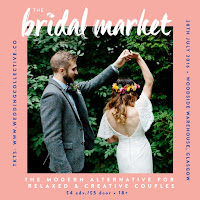 BRIDAL MARKET LATE {Glasgow}