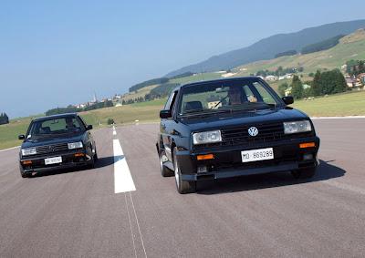 Volkswagen Golf Rallye 1989