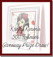 Krafty Karen's Blogspot