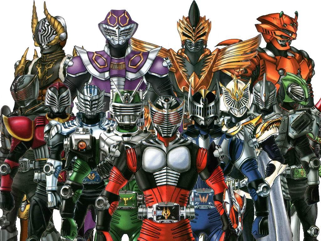 Kamen Rider Ryuki Survive Wallpaper