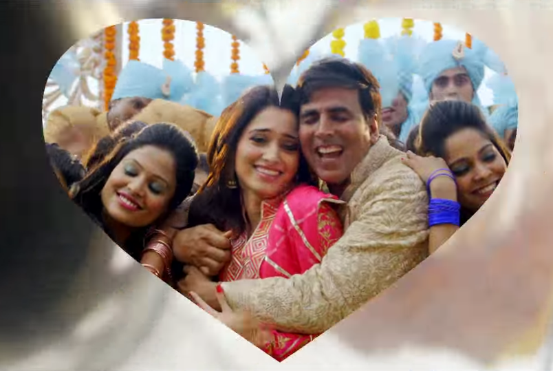 Veerey Di Wedding - It's Entertainment | Akshay Kumar, Tamannaah, Mika