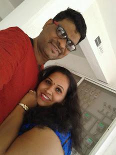Mrs. Chhaya Gunjal & Mr. Vijay Gunjal