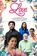 Watch Love 24×7 (2015) DVDRip Malayalam Full Movie Watch Online Free Download