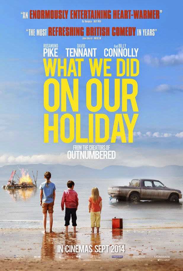 What We Did on Our Holiday (2014) ταινιες online seires xrysoi greek subs