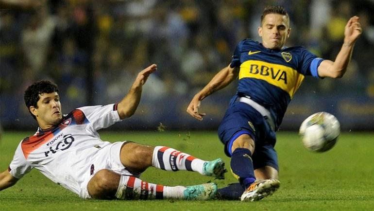 Cerro Porteño-Boca Juniors