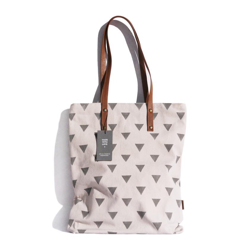 Deze week kreeg ik hem binnen, de prachtige handmade Bag van Ju00falia ...