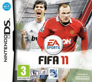 Game FIFA 11 NDS