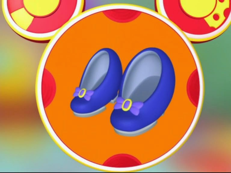 Mickey Mouse Clubhouse Dancing House Design And