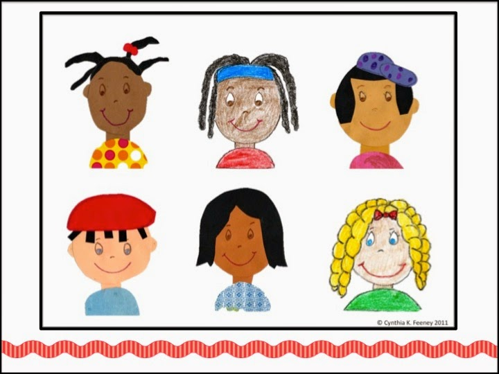http://www.teacherspayteachers.com/Product/I-Am-Beautiful-Concept-of-Self-Class-Book-Pack-152768