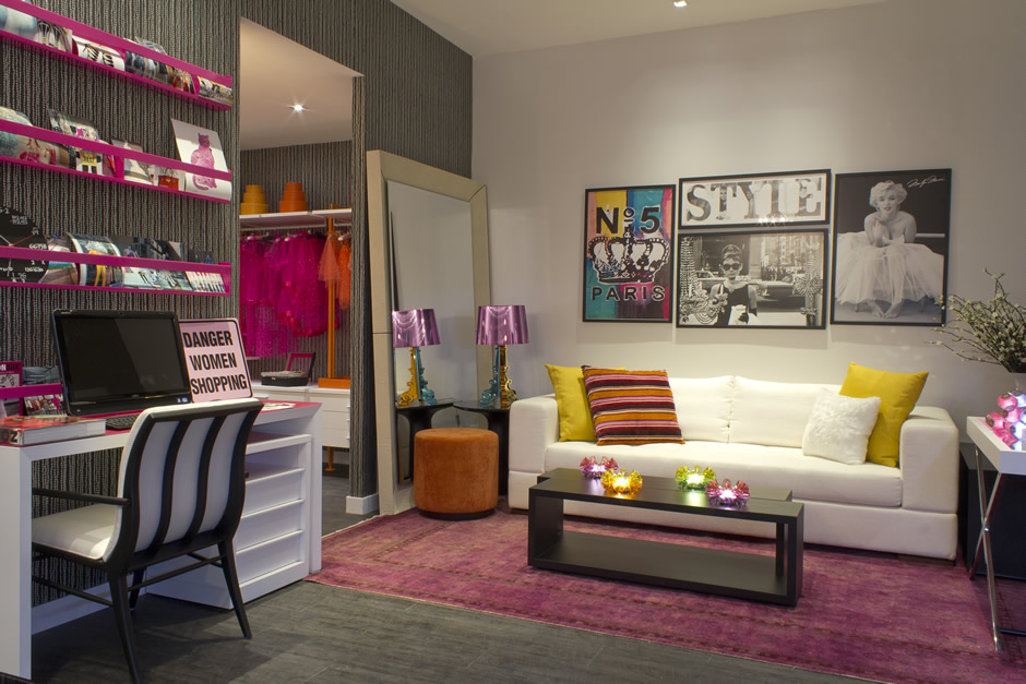 decoracao cozinha loft:Arte e Design: Loft da blogueira – Casa Cor Sp