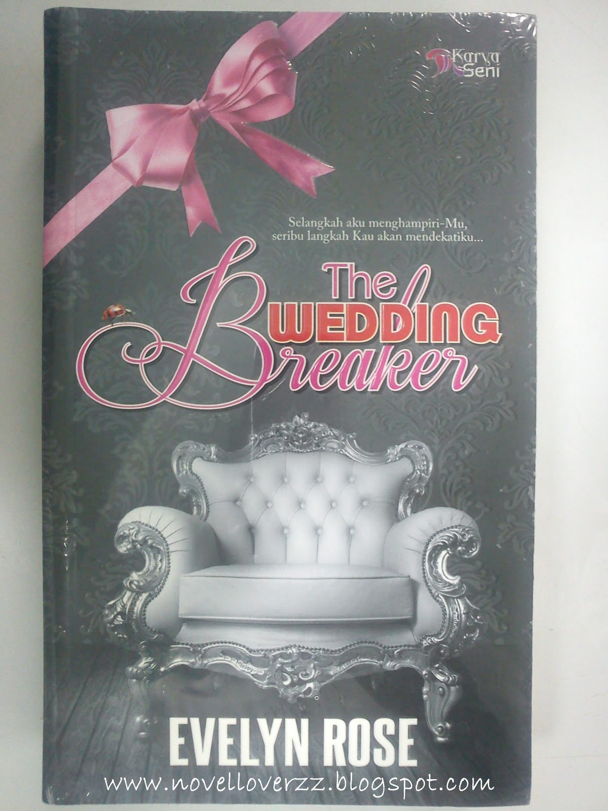The Wedding Breaker (NEW)