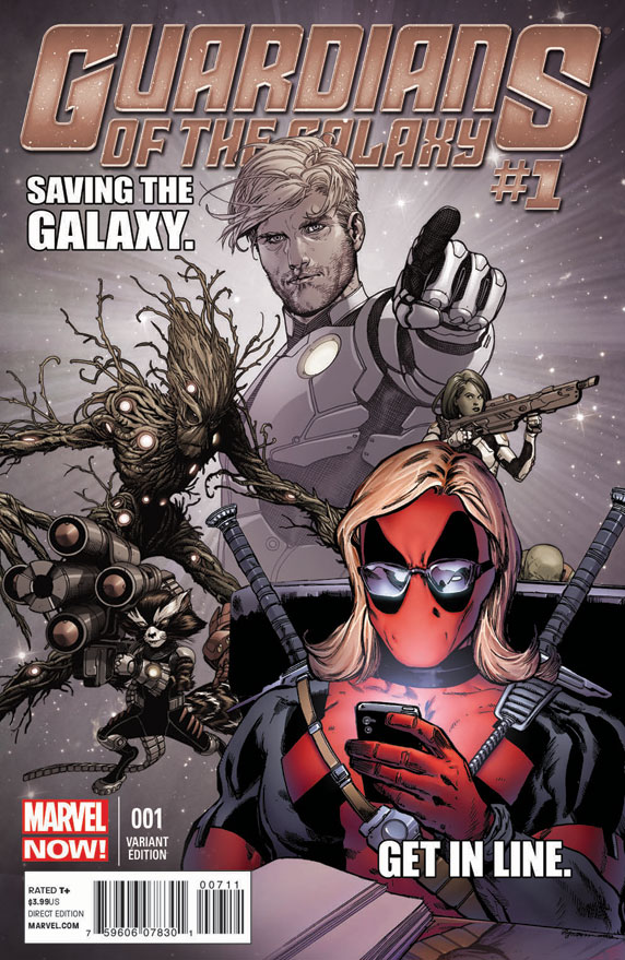 why deadpool and guardians - photo #17
