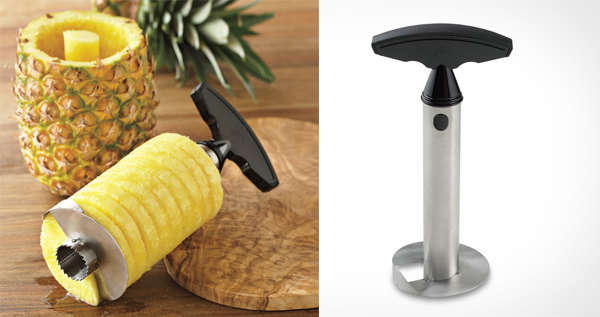 Pineapple Cutter, Slicer and Corer