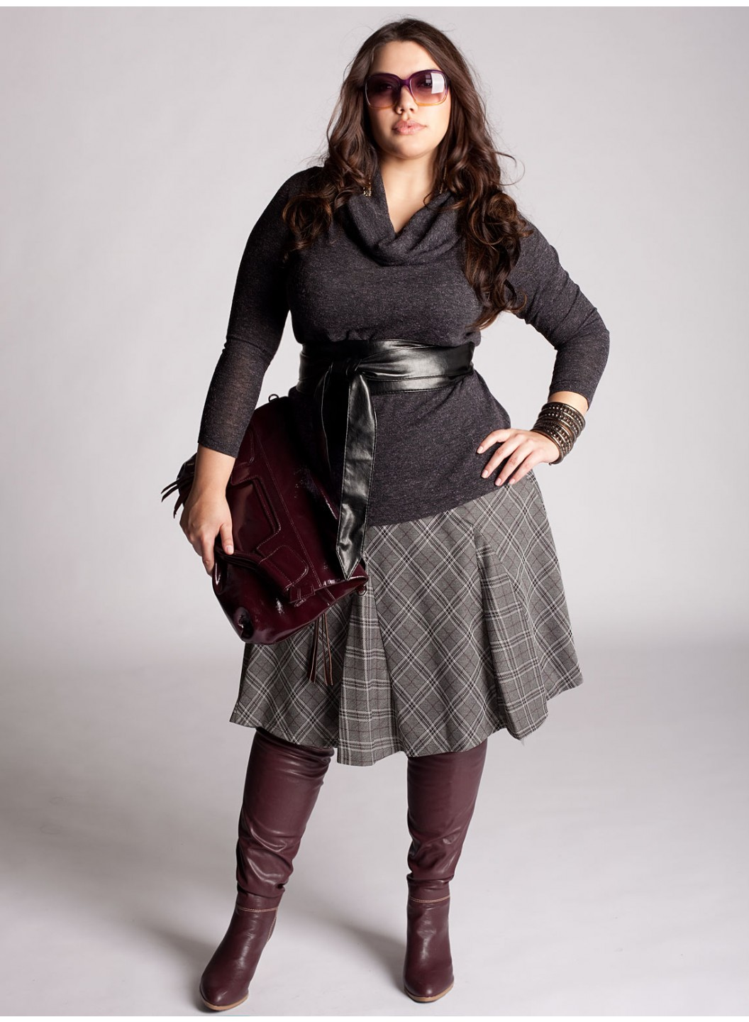 fashion tights skirt dress heels : Plus Size Fashion