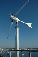 aerogenerador windspot