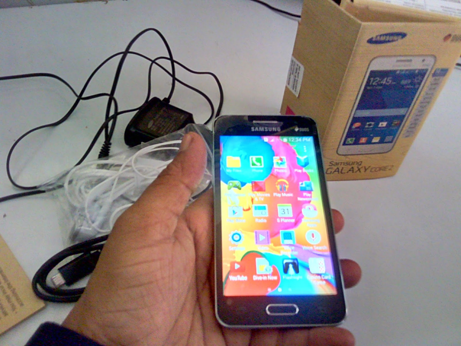 Samsung Galaxy Core 2 Price, Full Specification & Review, picture, images, photos,