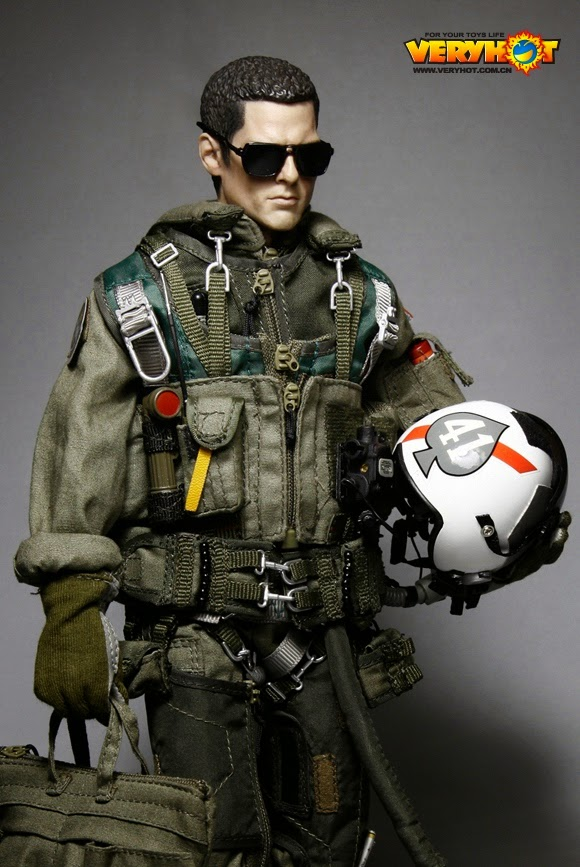 toyhaven: Preview Very Hot 1/6 scale United States Navy