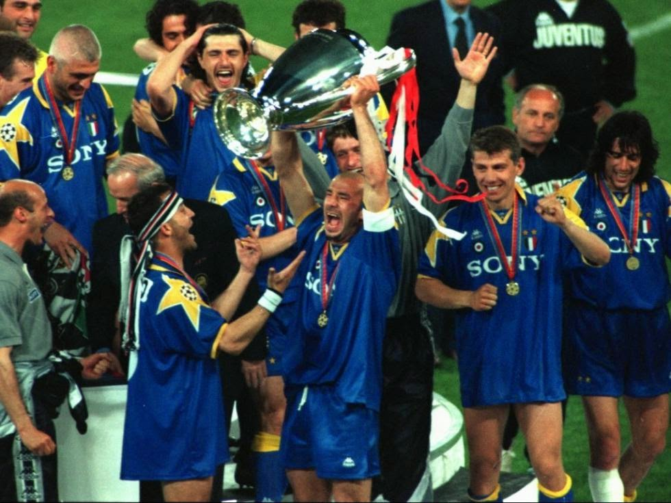 1996 Champions League Final - Juventus v Ajax