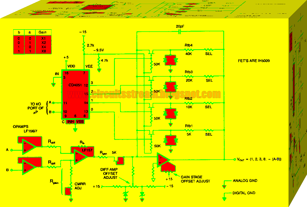 August 2014 Collection Schematic Tricky 12v Battery Charger Circuit D Mohankumar Chargers