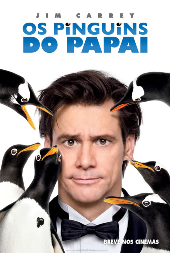 Baixar Filme Os Pinguins do Papai