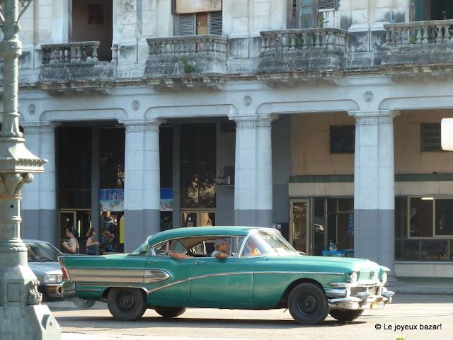 La Havane  - vieille américaine