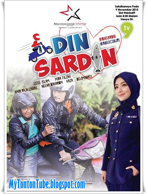 Telefilem Din Sardin (2015) TV9 - Full Telemovie