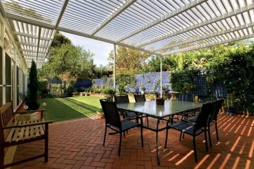 fotos de jardins horizontais : fotos de jardins horizontais:Construindo Minha Casa Clean: Pergolados!