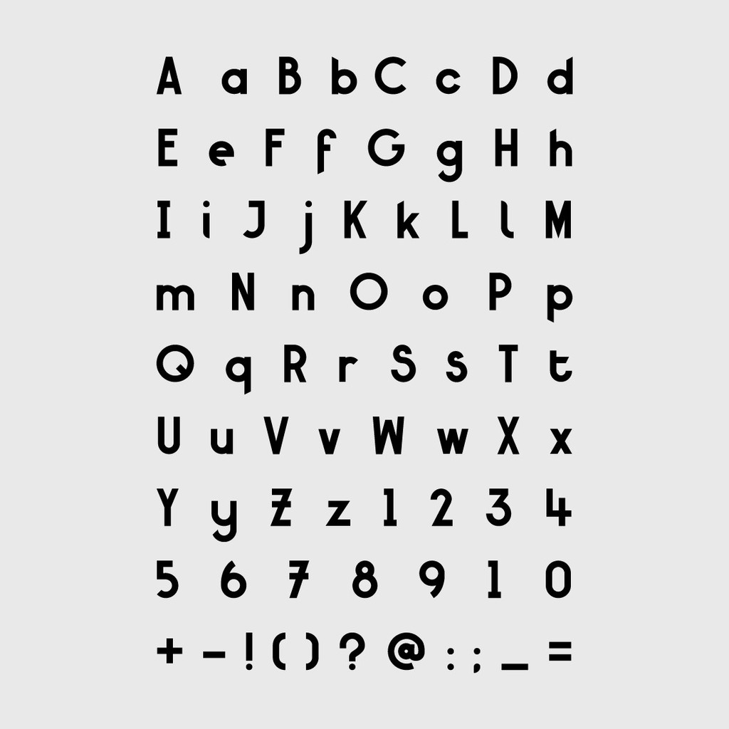 Designscape ikko tanaka and on type