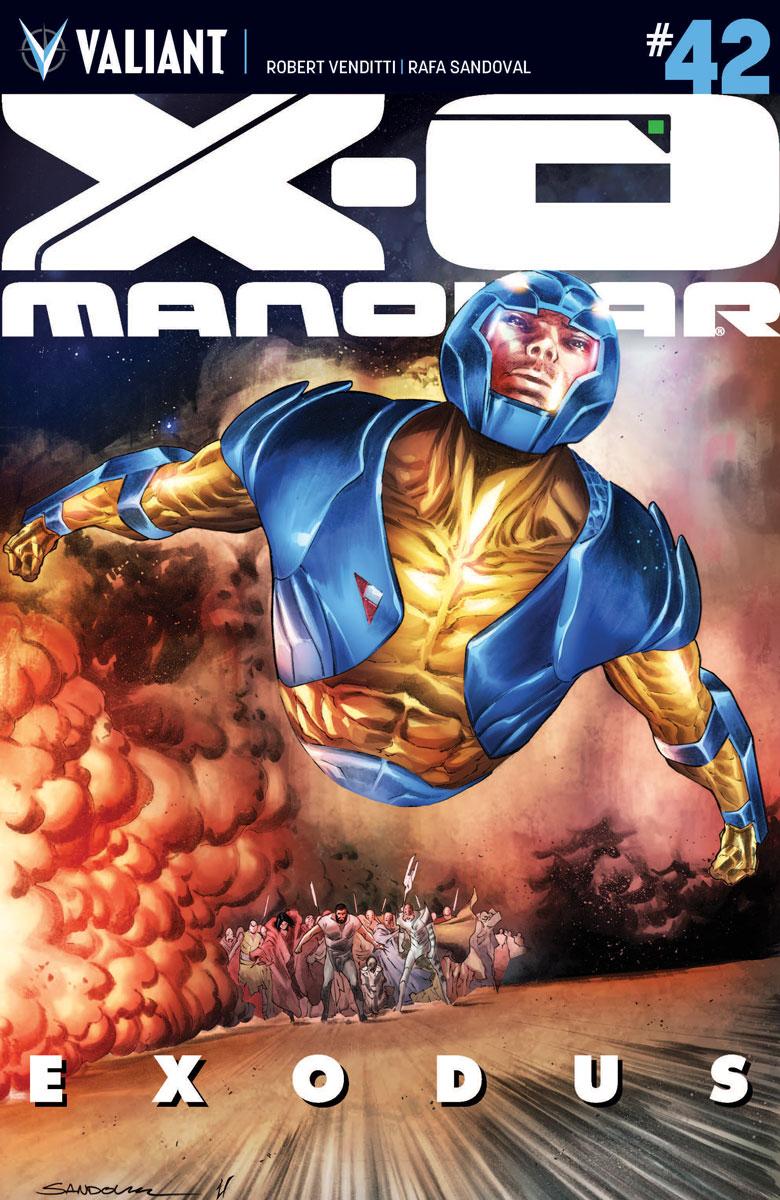 X-O MANOWAR#42