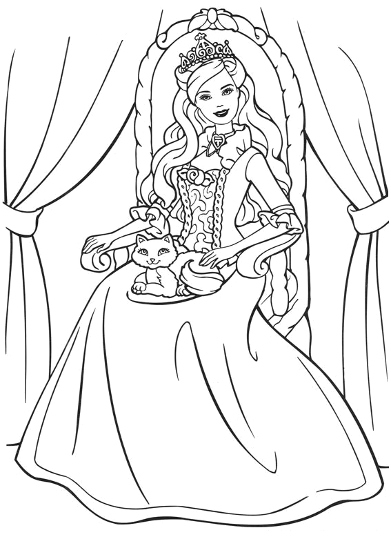 December 2011 Best Gift Ideas Blog And The 12 Princesses Coloring Pages