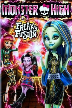 Monster High: Freaky Fusion en Español Latino