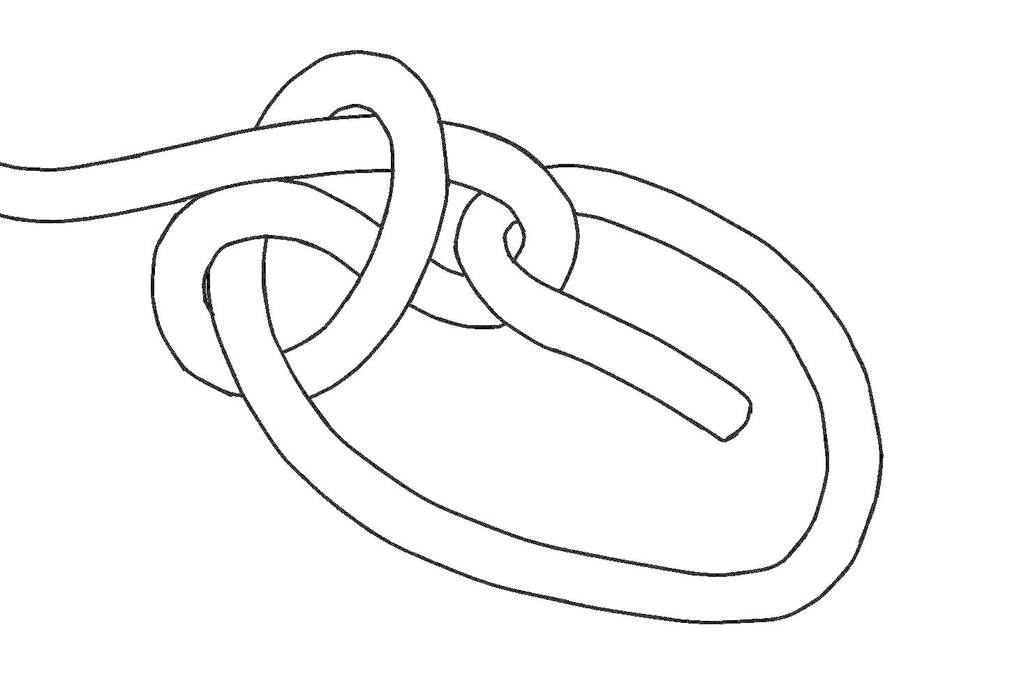 new approaches with knot tying  the bowline knot from a