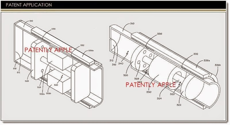 Apple Speaker Patent image