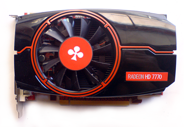 Review Graphic Card Club Radeon Ghz Edition