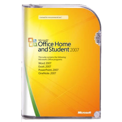 product key of microsoft office 2007 home and student