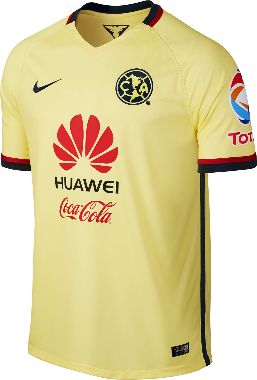Club am rica 2015 16 home and away kits released footy for Cuarto kit del america