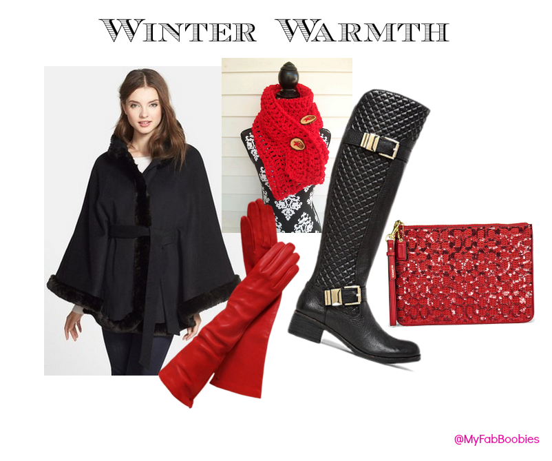 Winter warmth Holiday Gift Guide 2014 | My Fabulous Boobies