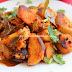 Arbi Roast / Seppankizhangu Varuval / Taro root fry