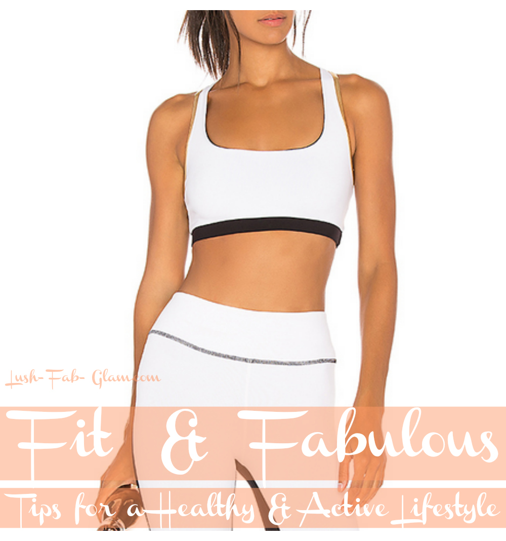 Incorporate exercise into your busy lifestyle this winter with these 'fit & fabulous' tips.