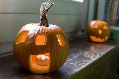 Halloween buči