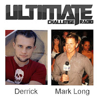 Derrick Kosinski Podcast MTV Challenge Rivals, Mark Long, Mike Ross