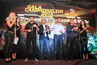 Gala DUNLOP ROSBK 2012