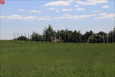 Седьмой польский бункер в Дарево