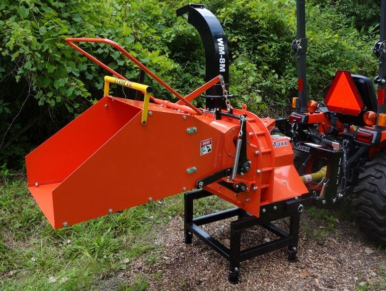 Pto Wood Chipper Woodmaxx Autos Post