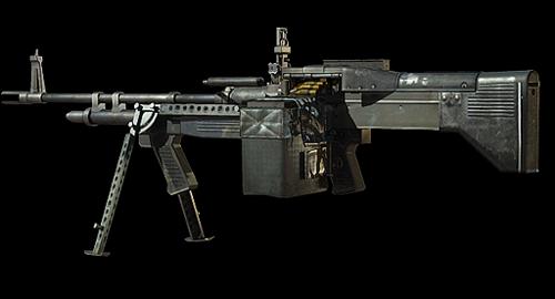 MW3 Guns!